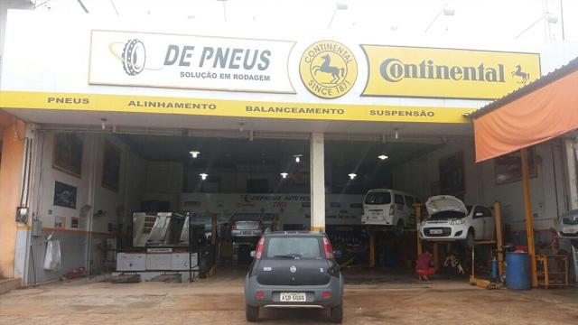 De Pneus - Marabá Km 06