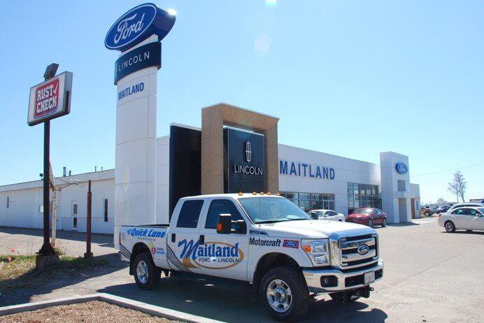Maitland Ford