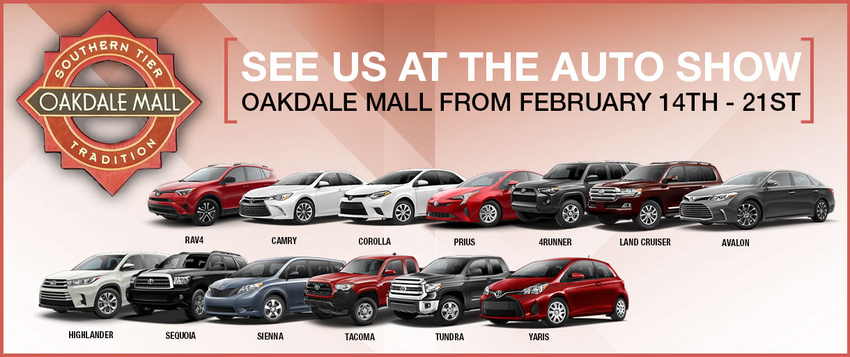 Oakdale Mall Auto Show