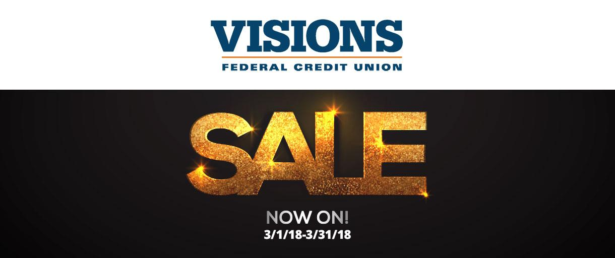 Visions Federal Credit Union Sale