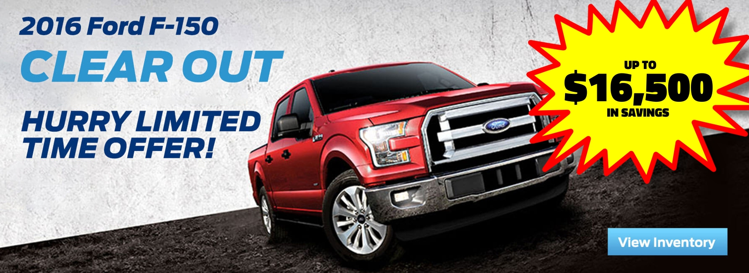 F-150 March offer