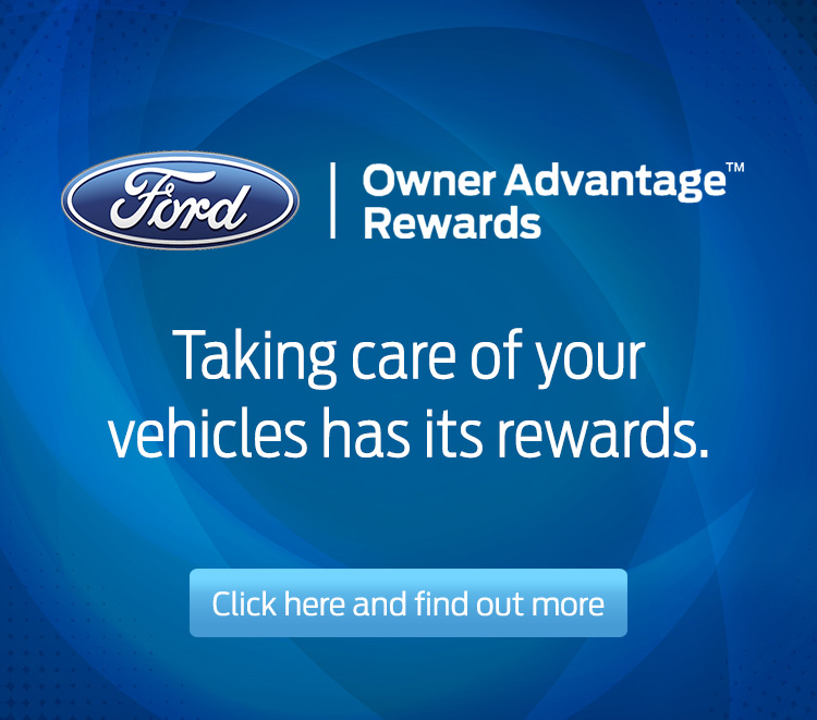 Metro Ford Owners Advantage Rewards