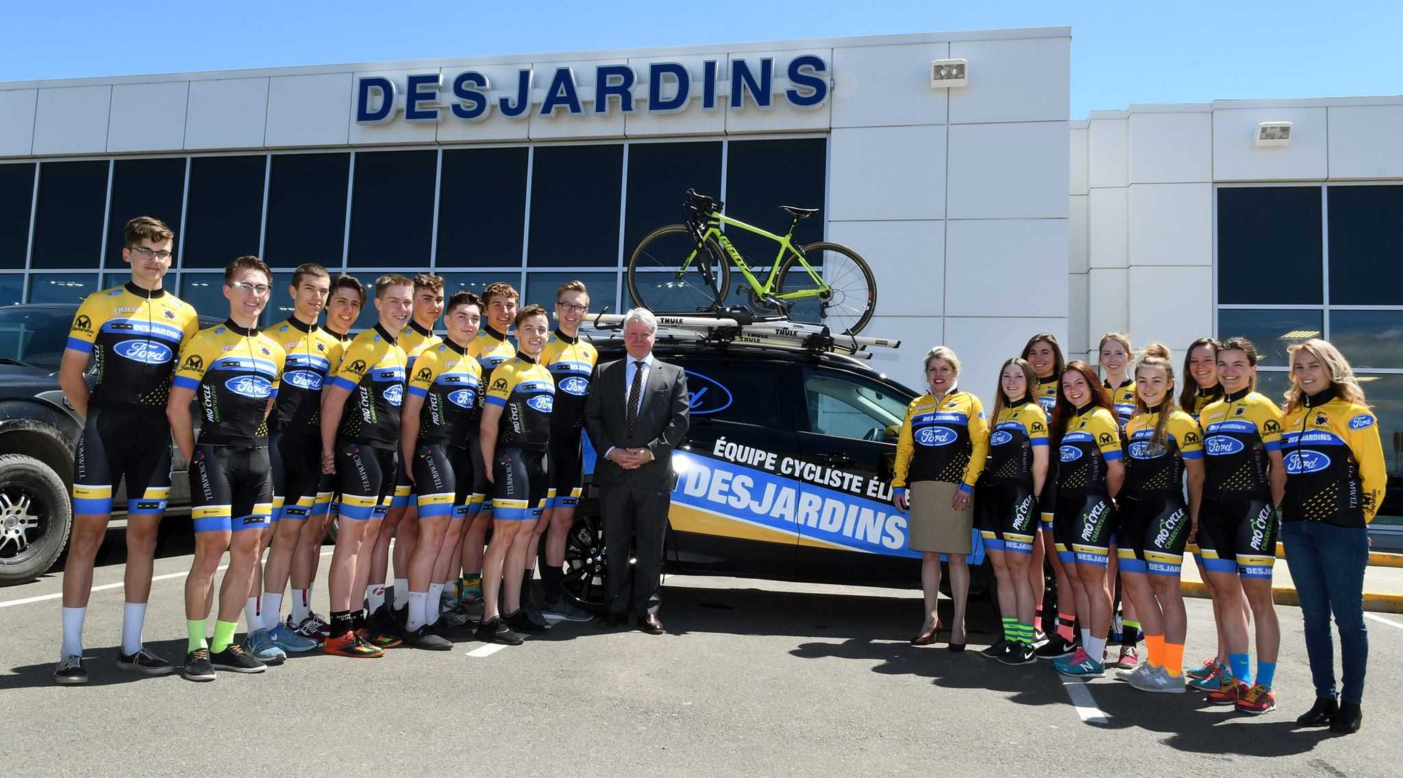 Equipe Cycliste Desjardins Ford