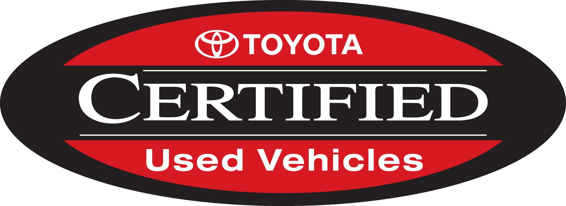 Toyota Certified Used Vehicles Logo