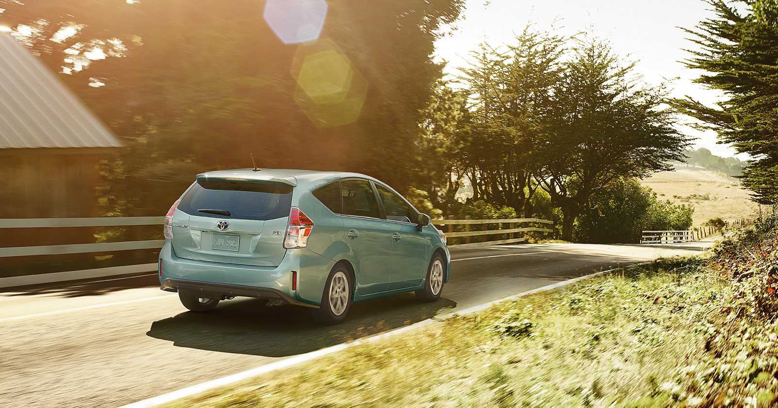 Prius V BACKGROUND