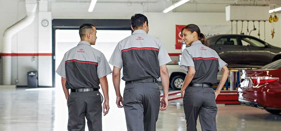 Service and Parts