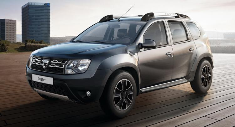 2016 Dacia Duster Review