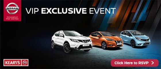 Nissan VIP Exclusive Event