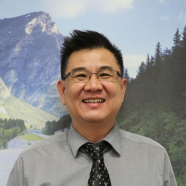 Heng Lee - Sales Manager