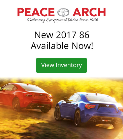 Peace Arch Toyota - 2017 86