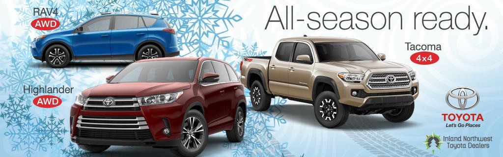 Toyota All Season Ready
