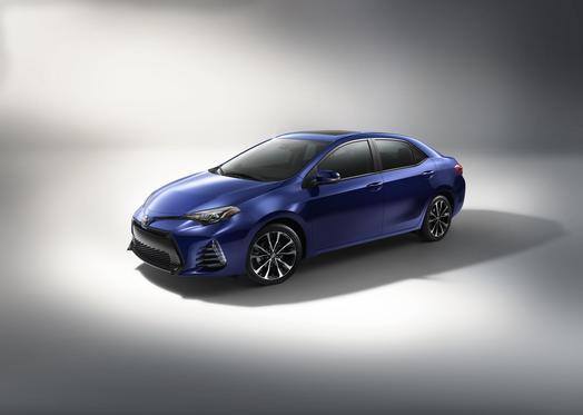 2017 Toyota Corolla Inventory