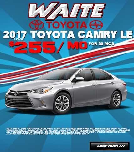 Shop Toyota Camry Watertown NY