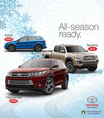 Toyota All Season Ready