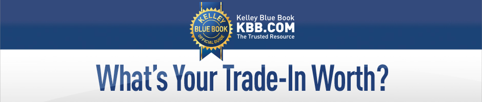 Kelley Blue Book Trade Value in Watertown NY