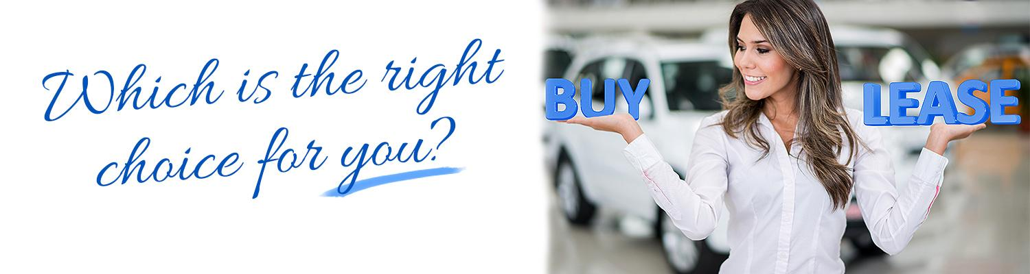 Should I Buy or Lease a Vehicle?