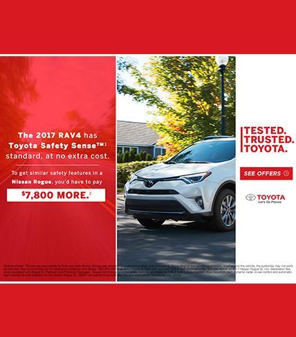 Toyota RAV4 Special
