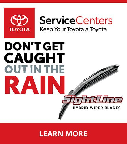Waite Toyota Sightline Wiper Blades