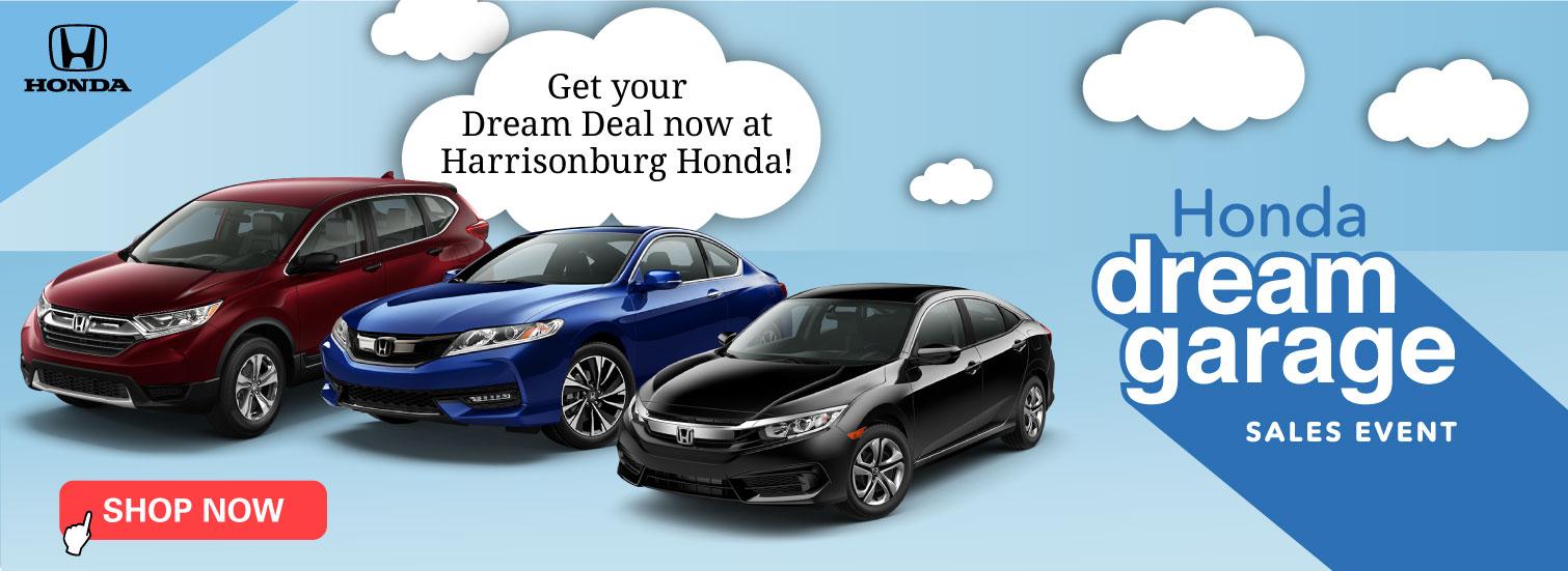 Dream Garage Sales Event
