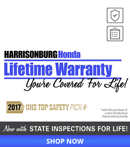 Trade Value in Harrisonburg Honda