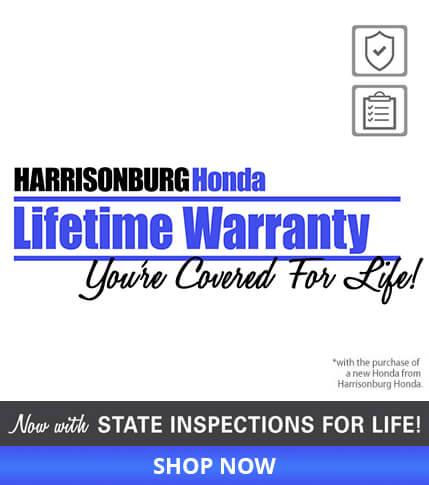 All new Honda Pilot at Harrisonburg Honda in Virginia