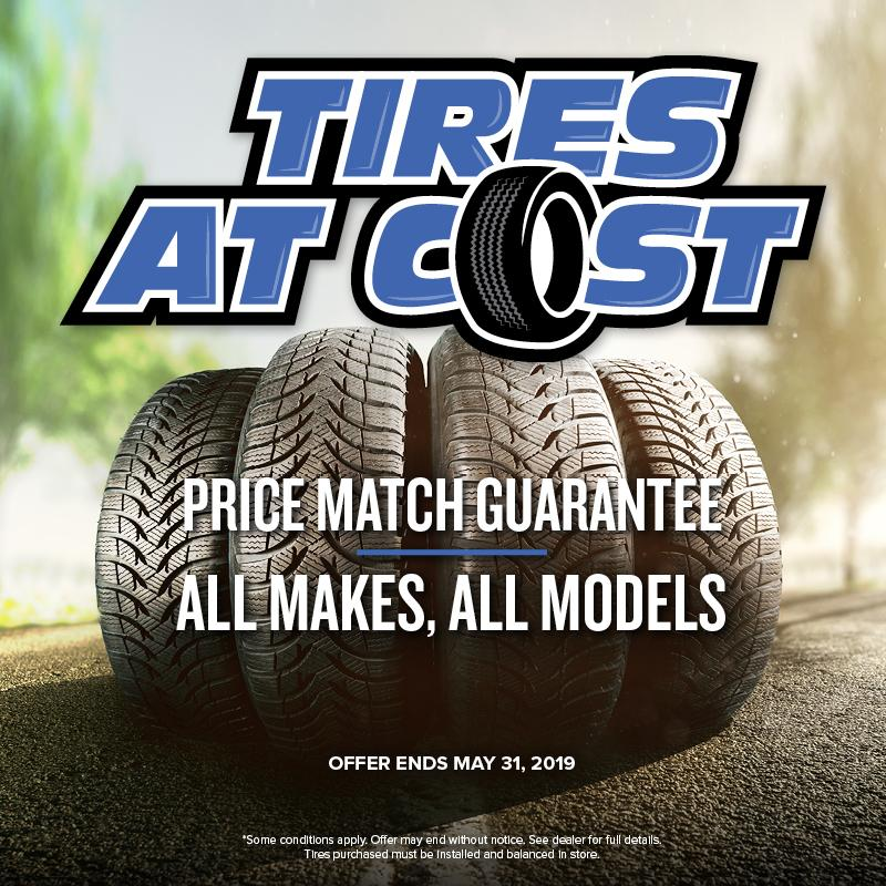 Ford Tires At Cost Tires at Cost