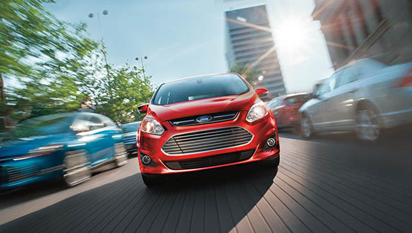 2016 Ford C-MAX Energi Exterior Front End