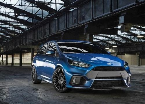 2016 Ford Focus RS Exterior Front End