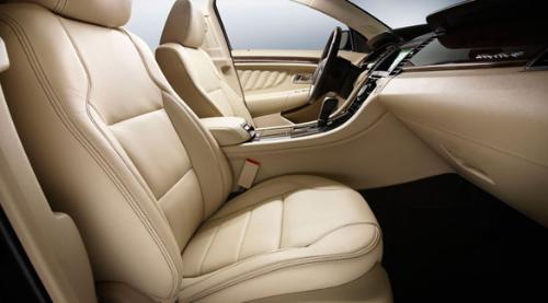 2016 Ford Taurus Interior Seating
