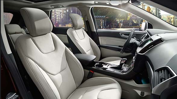 2017 Ford Edge Interior Seating
