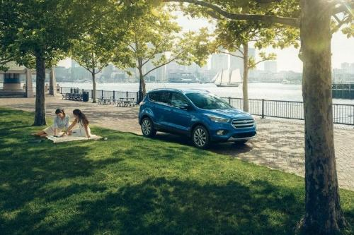 2017 Ford Escape S Exterior