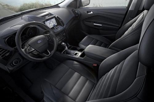 2017 Ford escape S Interior