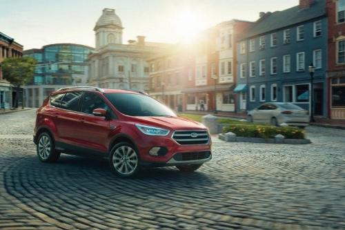 2017 Ford SUV Models