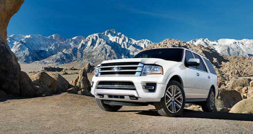 2017 Ford Expedition Exterior Side View