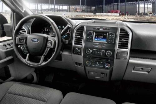 2017 Ford F-150 XL Interior