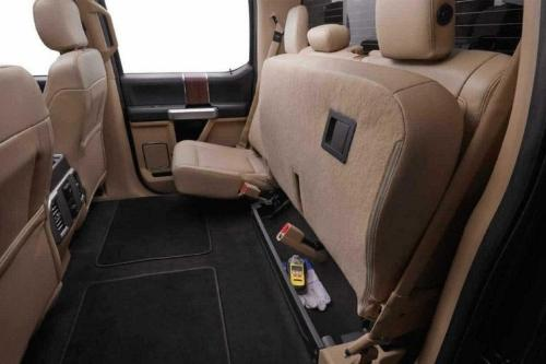 2017 Ford F-150 XL Interior Seating