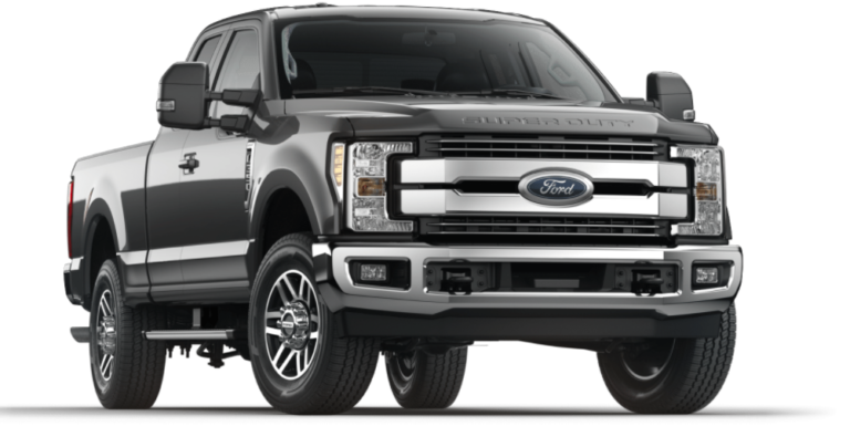 2017 Ford F-350 SuperDuty Lariat Exterior Front End