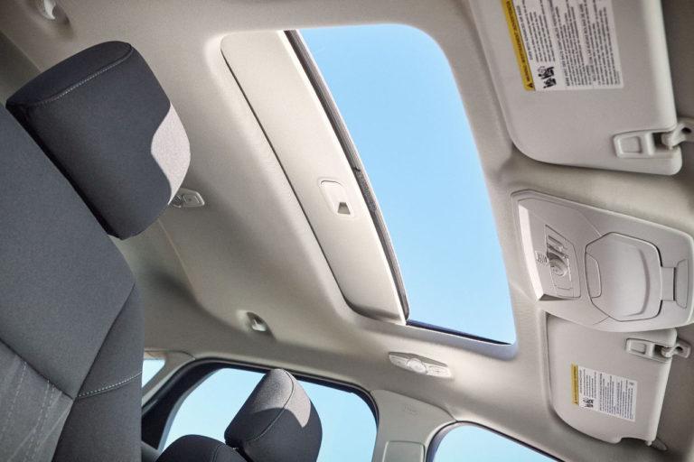 2017 Ford Focus Electric Interior