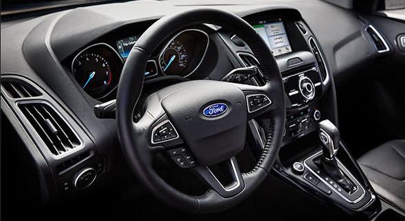 2017 Ford Focus Interior Dashboard