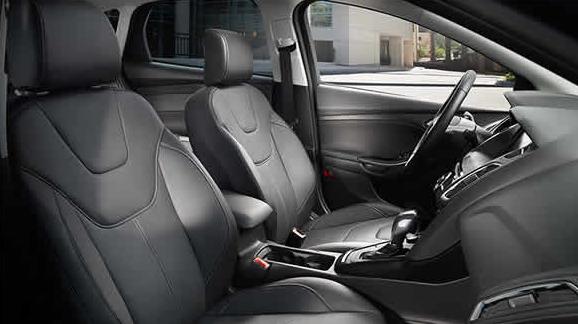 2017 Ford Focus Interior Seating