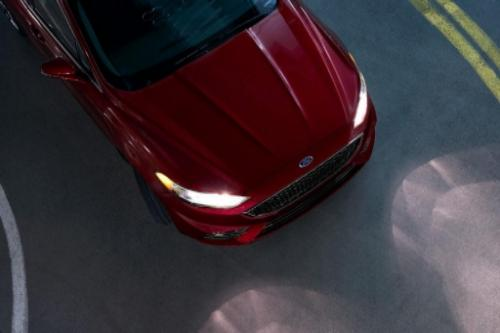 2017 Ford Fusion SE Exterior