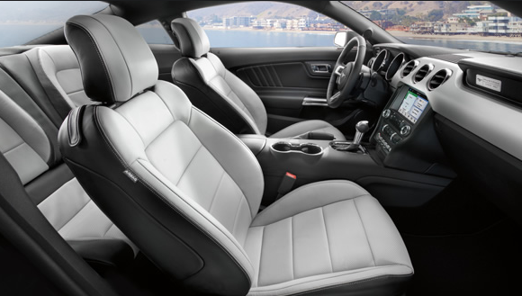 2017 Ford Mustang Interior Seating