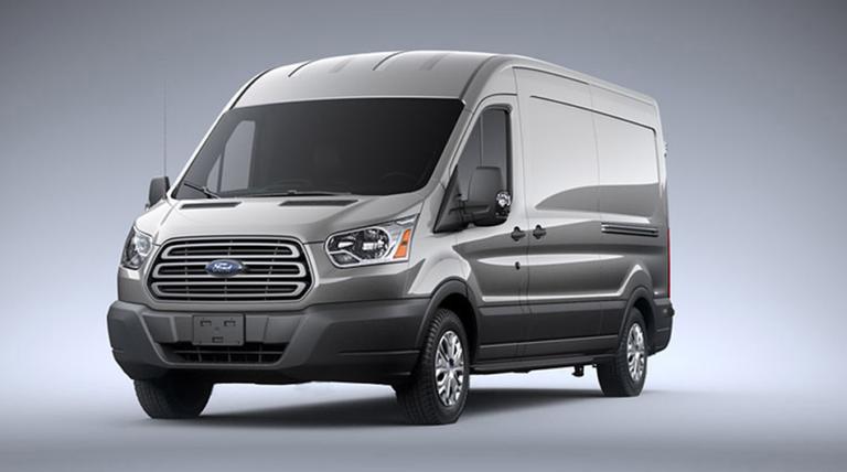 2017 Ford Transit VanWagon Exterior Front End