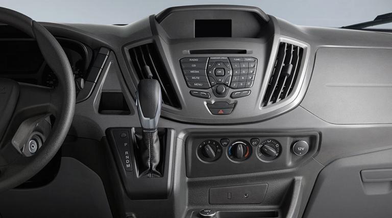 2017 Ford Transit VanWagon Interior Seating