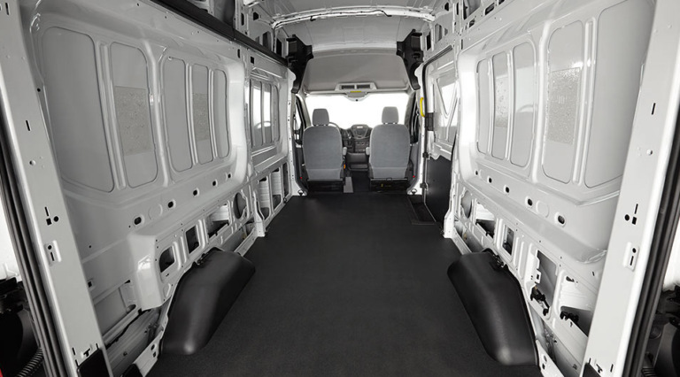2017 Ford Transit VanWagon Interior