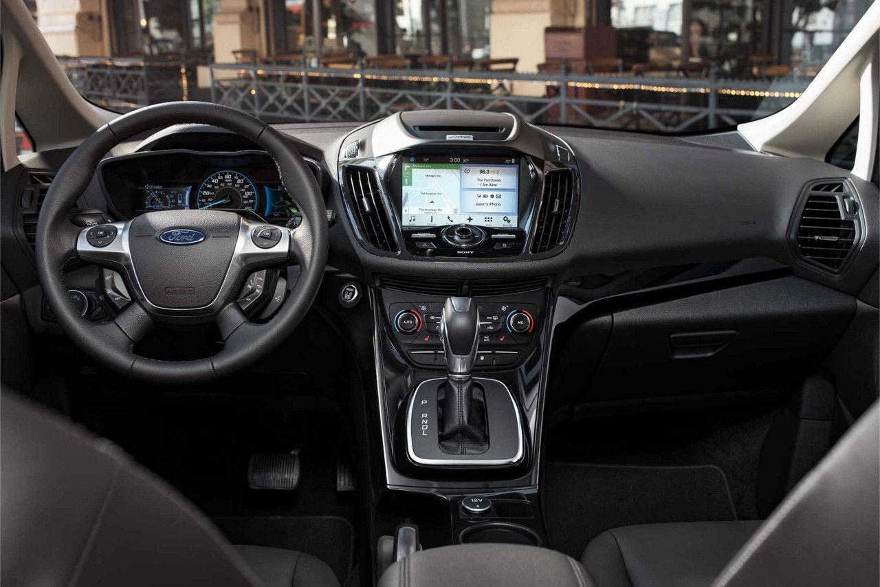 2018 Ford C-Max Interior Dashboard Front