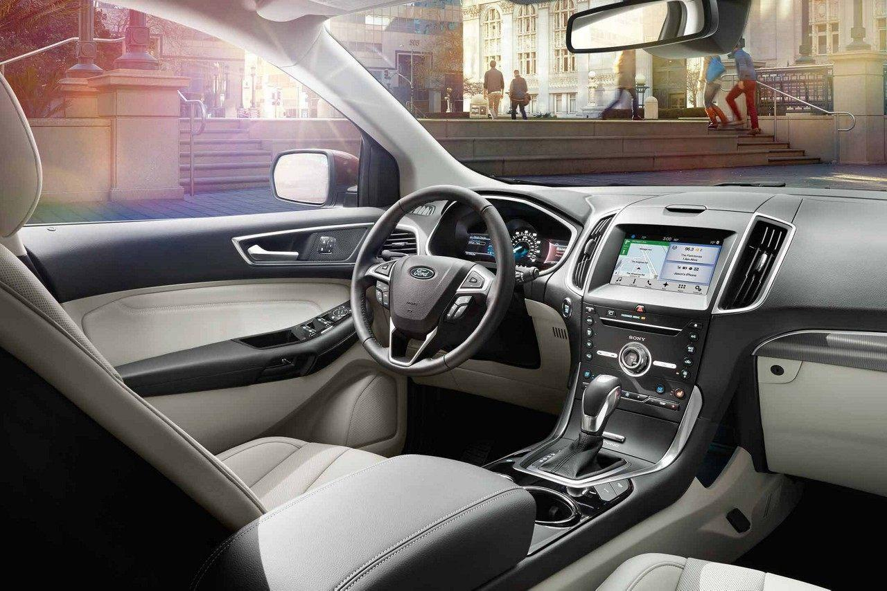 2018 Ford Edge Interior Seating