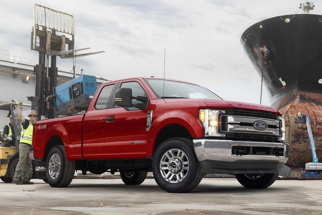 2018 Ford F-250 SuperDuty