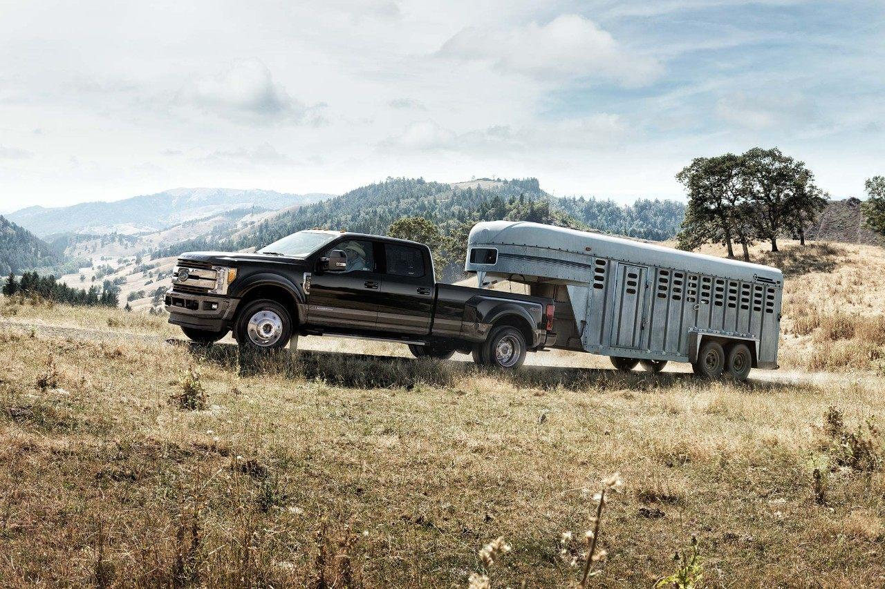2018 Ford F-350 King Ranch - Exterior