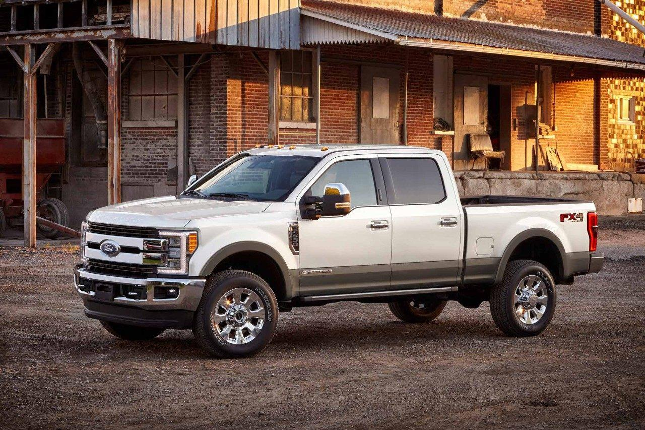 2018 Ford F-350 SuperDuty - Exterior Side